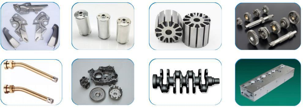 三槽铜铝件碳氢清洗机的应用领域