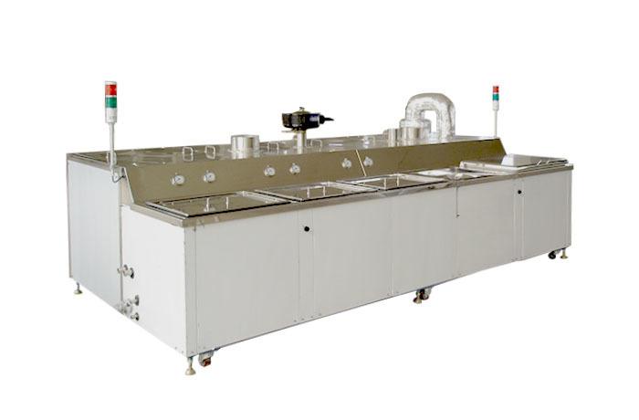 手动碳氢清洗机